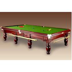 Snooker Table With 1 Pcs Brush