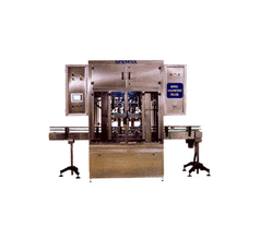 Automatic Viscous Liquid Filling Machine