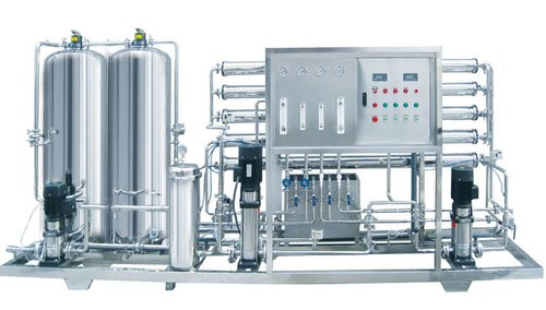 5000 LPH Mineral Water Plant
