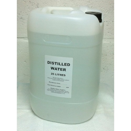 Liquid chemical battery distilled water manufacturer for Distilled water for fish