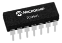 TC9401CPD - Voltage To Frequency & Frequency To Voltage Microchip