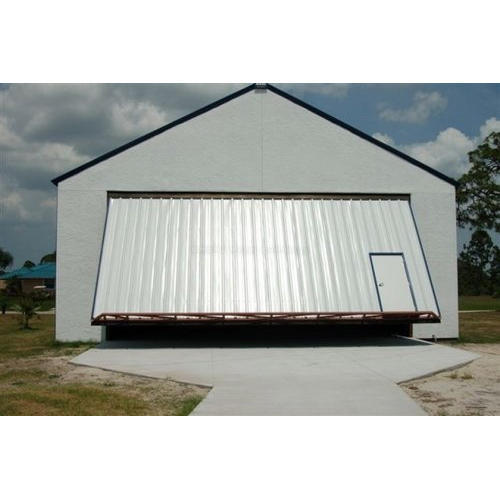 Aircraft Hangar Door Airplane Hangar Garage Door Manufacturer From
