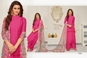 3/4 Sleeve Aabida Salwar Suit Fabric