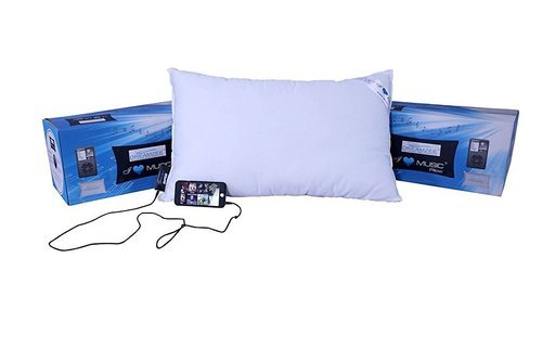 Dreamzee Music Pillow with 2 Built - In Speakers