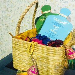 Luxury Wedding Invite Basket