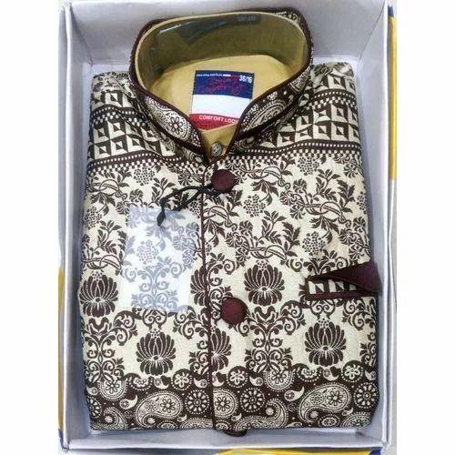 e5143291 Mens Shirt - Mens Party Wear Shirt Manufacturer from New Delhi