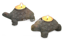 Soapstone Candle Holders and Tea Light Holders