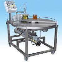 Turn Table Machine