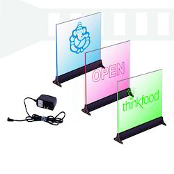 name boards led sign board glow sign boards manufacturer from