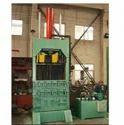 Non-Metal Hydraulic Scrap Baling Presses