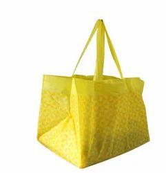 Non Woven Loop Handle Designer Bag Plain