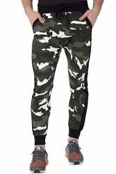 Male Joggers Army Military Camouflage Snake Print Dry Fit