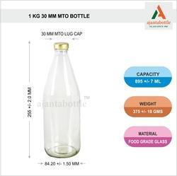 1000 Gm T.k. Lug Bottle