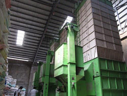 Circulating Grain Dryer