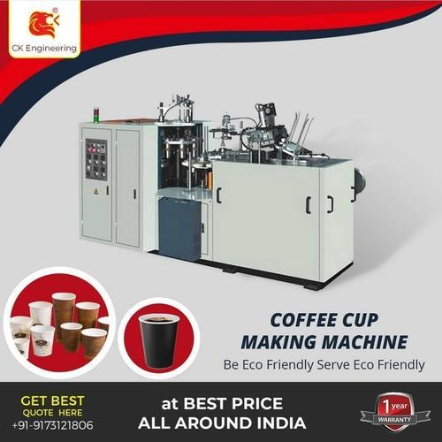 CK-50D Disposable Cup Making Machine
