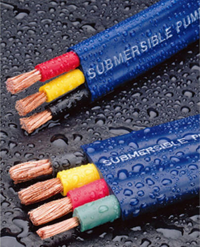 3Core 2.5Sqmm Submersible Pump Cable