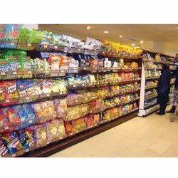 5 Shelves Departmental Store Rack