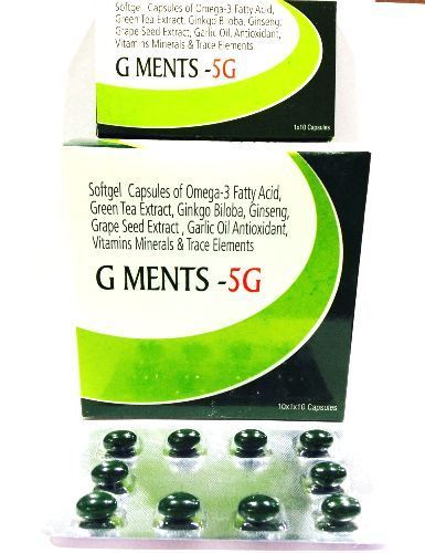Pharmaceutical Capsule - Ginkgo Biloba Extract With Vitamin E Wholesaler from Chandigarh