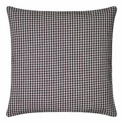 Mini Checked Cushion Cover