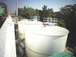 Fire Water Tanks