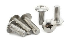 SS Truss Head Machine Screw