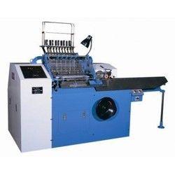 Semi Automatic Book Sewing Machine