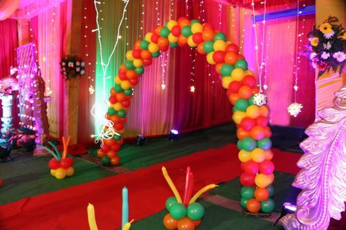 Birthday Party Organizer Services