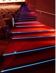Auditorium LED Step Lights