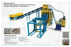 Fully Automatic Fly Ash Bricks and Block Making Machine