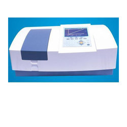 LT 2802 8 Cell Holder Double Beam Spectrophotometer