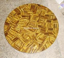 Tiger Eye Table  Tops