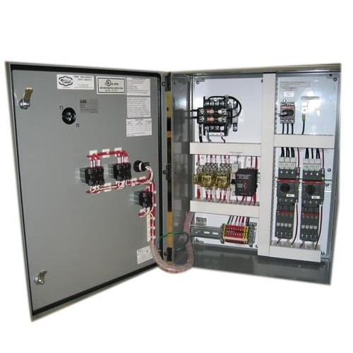 Power Panels - Process Control Systems Manufacturer from Surat
