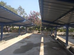 Parking Structural Shed