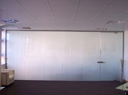 Switchable Glass - OFF