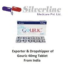 Gouric 40mg Tablet