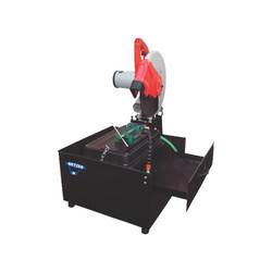 Metzer- M Cut Off Wheel Machine