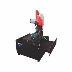 Metzer- M Cut Off Wheel Machine