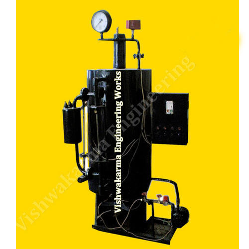 Electric Steam Boiler - Baby Boiler Manufacturer from Surat