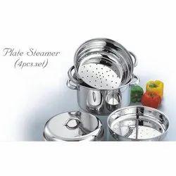 Plate Steamer Set