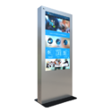 Virtual Dressing Room Media Kiosk