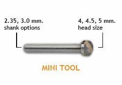 Mini Head Diamond Flywheel Tools