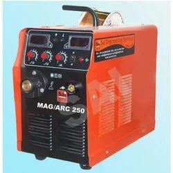 SAI Inverter Type MIG 200 Welding Machine