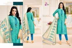 3/4 Sleeve Padmini Salwar Suit
