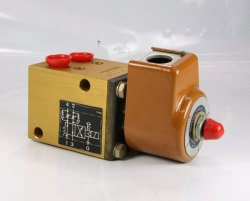 LPG and Natural Gas Solenoid Valves