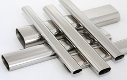 Stainless Steel Flat Pipes