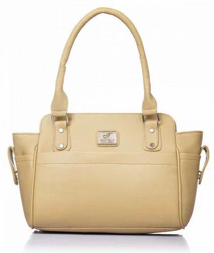 f340bd95a3 Women Handbags - Fostelo Women s Alysse Handbag (Beige) (FSB-918 ...