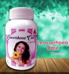 Leocorrhoea Care Capsule