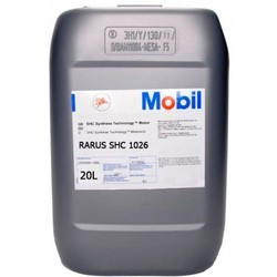 Mobil Rarus SHC 1020 Series Compressor Oil