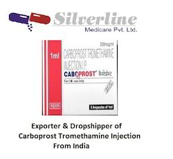 Caboprost 250mcg Injection