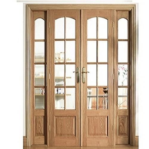 Wooden Door - Glass Wooden Door Wholesale Trader from Madurai